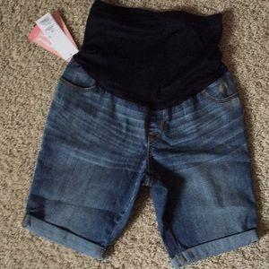 Pants - Bermuda maternity shorts